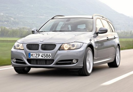 BMW 320d Kombi Touring E91 II 2.0 183KM (diesel)