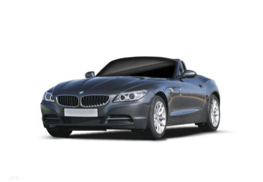 BMW Z4 E89 II roadster szary ciemny przedni lewy