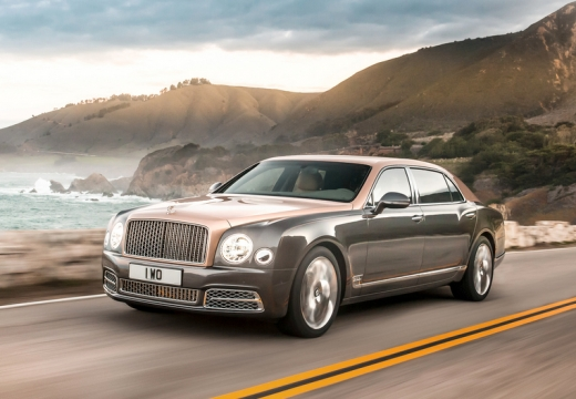 BENTLEY Mulsanne Sedan
