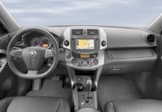 Toyota RAV4 V kombi tablica rozdzielcza