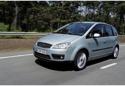 FORD C-MAX Focus kombi mpv silver grey przedni lewy