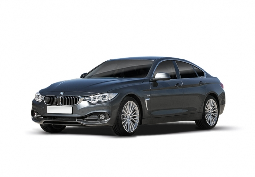 BMW 430d Luxury Line aut Hatchback Gran Coupe F36 I 3.0 258KM (diesel)