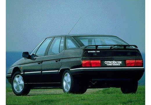 CITROEN XM I hatchback czarny tylny lewy