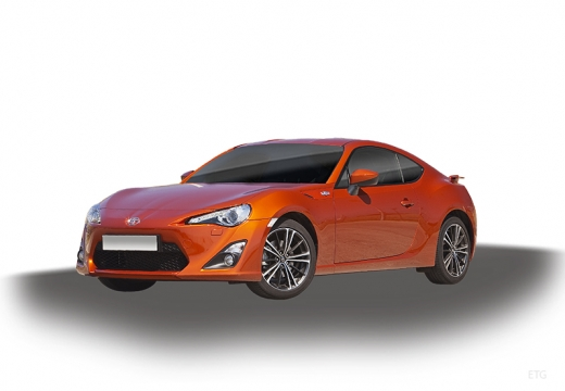 Toyota GT86 2.0 Active EU6 Coupe I 200KM (benzyna)
