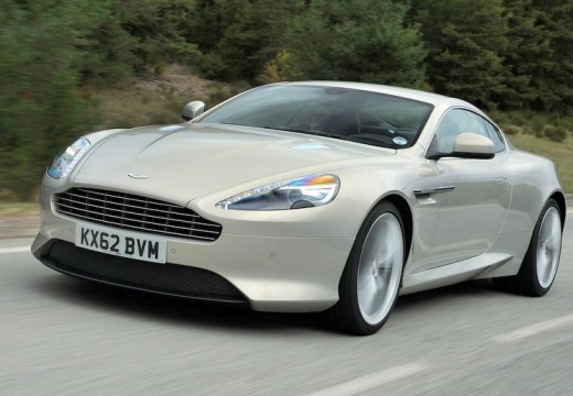 ASTON MARTIN DB9 Touchtronic Coupe III 6.0 517KM (benzyna)