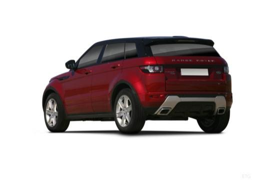 LAND ROVER Range Rover Evoque II kombi tylny lewy