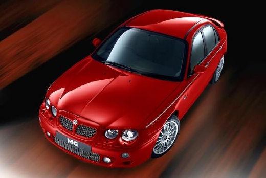 MG ZT Sedan