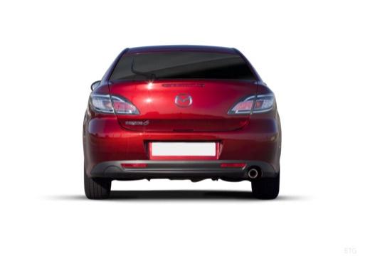 MAZDA 6 IV hatchback tylny