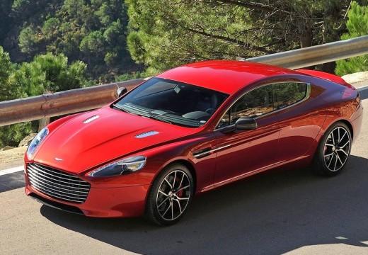 ASTON MARTIN Rapide S coupe czerwony jasny przedni lewy