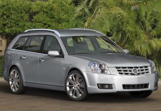 CADILLAC BLS 1.9 D Elegance Kombi 2.0 180KM (diesel)