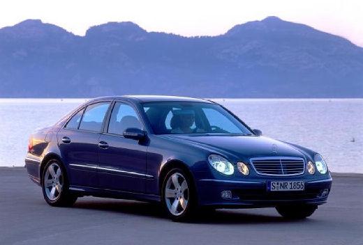 MERCEDES-BENZ E 280 Avantgarde Sedan W 211 I 3.0 231KM (benzyna)