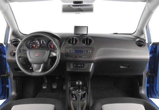 SEAT Ibiza ST II kombi tablica rozdzielcza