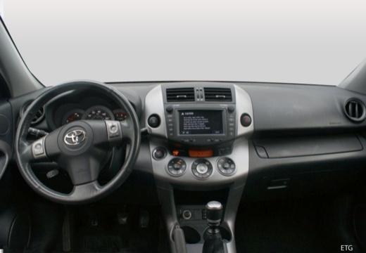 Toyota RAV4 IV kombi tablica rozdzielcza