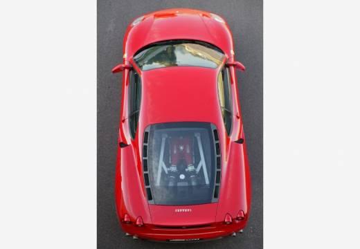 FERRARI 430 F coupe czerwony jasny tylny