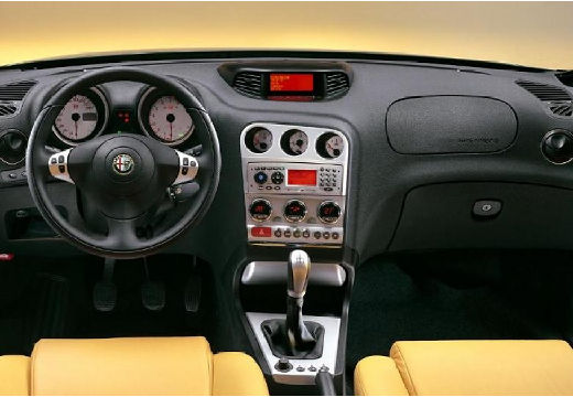 ALFA ROMEO 156 II sedan tablica rozdzielcza