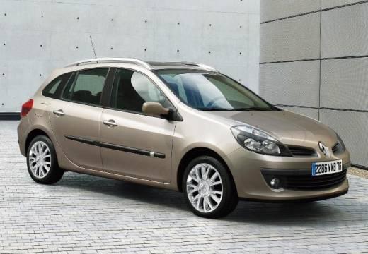 RENAULT Clio 1.6 16V Dynamique aut Kombi III Grandtour I 110KM (benzyna)