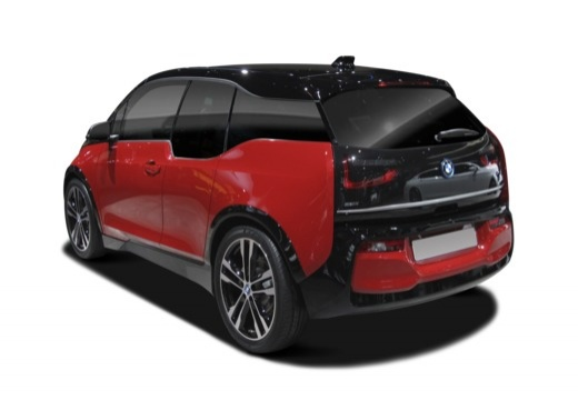 BMW i3 hatchback tylny lewy