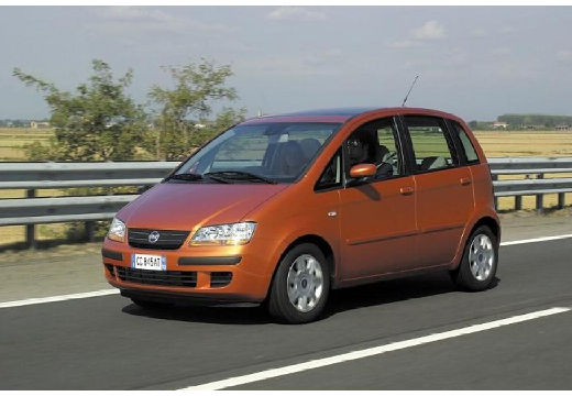 FIAT Idea 1.3 Multijet Actual Kombi I 70KM (diesel)