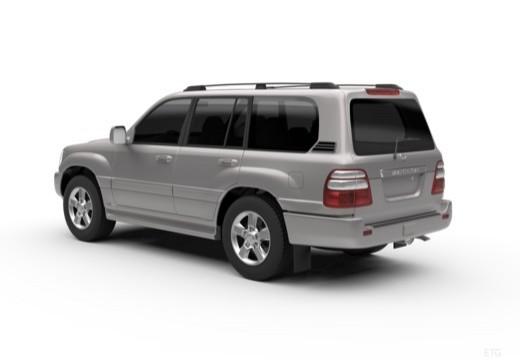 Toyota Land Cruiser 100 II kombi tylny lewy