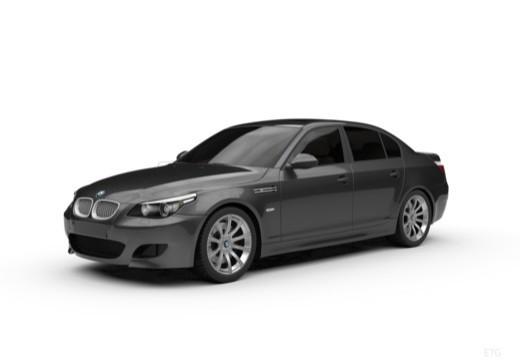 BMW Seria 5 E60 II sedan przedni lewy