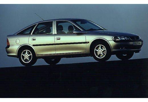 OPEL Vectra 2.0 CD Hatchback B I 136KM (benzyna)