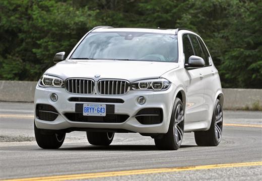 BMW X5 X 5 F15 kombi