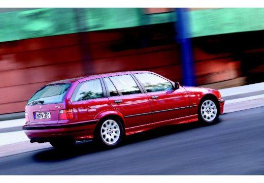 BMW 316i Kombi Touring E36 1.6 102KM (benzyna)