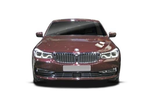 BMW Seria 6 hatchback przedni