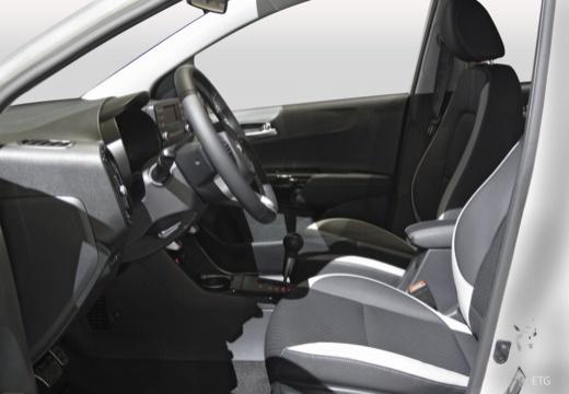 KIA Picanto V hatchback wnętrze