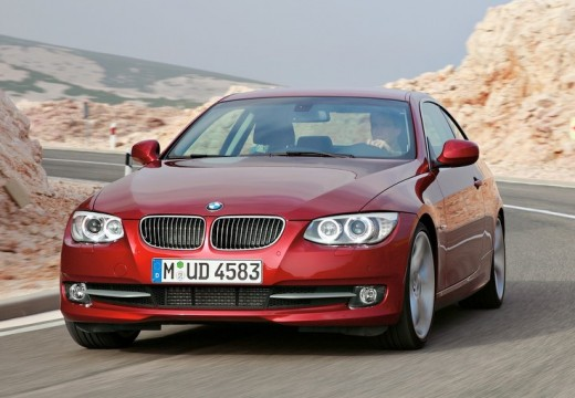BMW Seria 3 Coupe