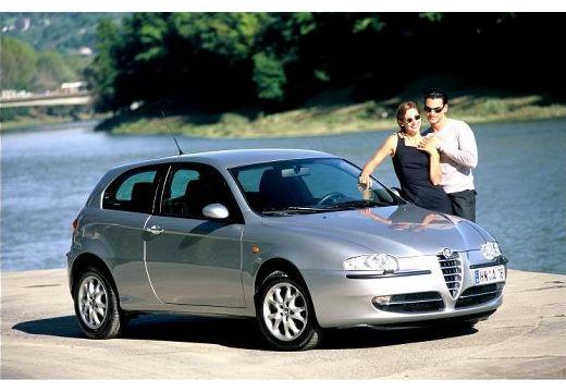 ALFA ROMEO 147 1.9 JTD Progression Hatchback I 2.0 115KM (diesel)