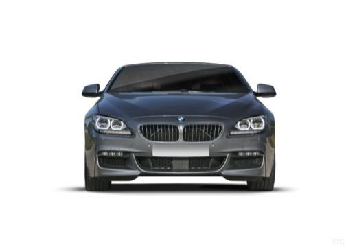 BMW Seria 6 kabriolet przedni