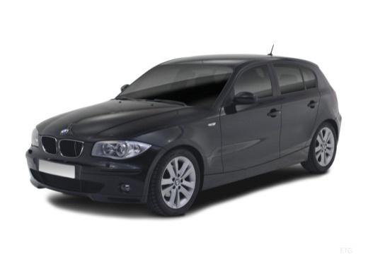 BMW Seria 1 hatchback przedni lewy