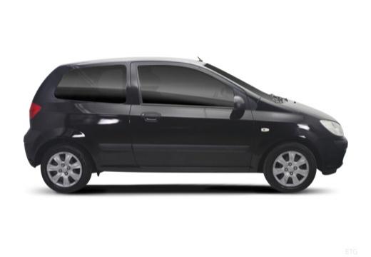 HYUNDAI Getz II hatchback boczny prawy