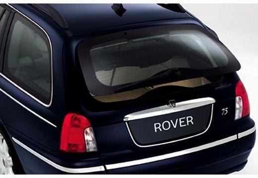 ROVER R 75 Tourer I kombi czarny szczegółowe opcje