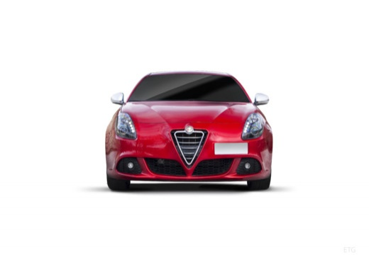 ALFA ROMEO Giulietta II hatchback przedni