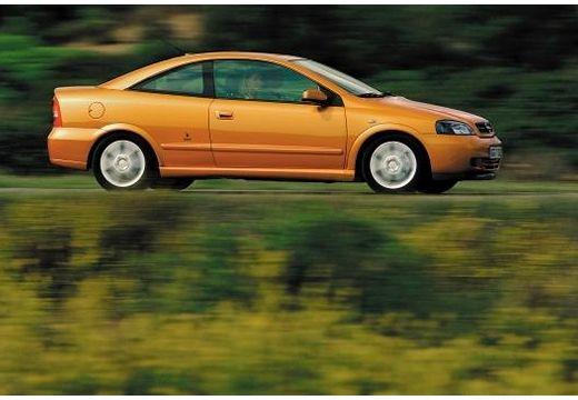 OPEL Astra coupe boczny prawy