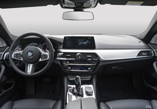 BMW Seria 5 G30 sedan tablica rozdzielcza