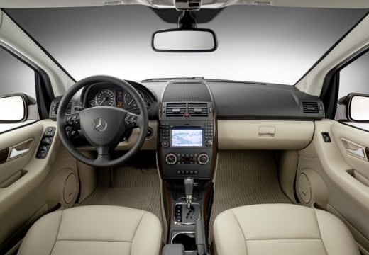 MERCEDES-BENZ A 180 Classic EU5 Hatchback W 169 II 1.7 116KM (benzyna)