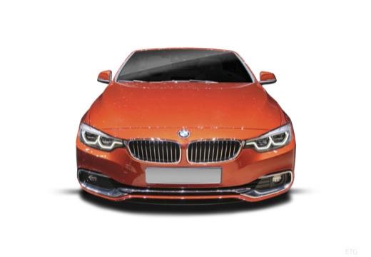 BMW Seria 4 Cabrio F33/F83 kabriolet przedni