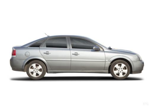OPEL Vectra C I hatchback boczny prawy