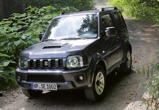 SUZUKI Jimny 1.3 Comfort Kombi II 1.4 85KM (benzyna)