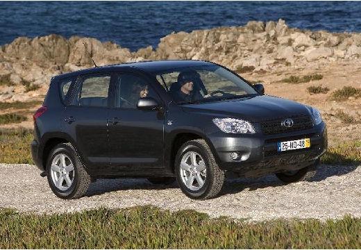 Toyota RAV4 2.0 VVT-i Luna Kombi IV 152KM (benzyna)