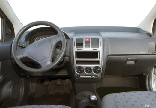 HYUNDAI Getz hatchback tablica rozdzielcza