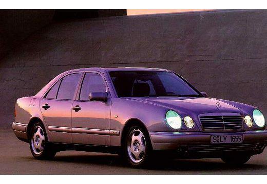 MERCEDES-BENZ E 200 CDI Classic Sedan W 210 I 2.2 102KM (diesel)