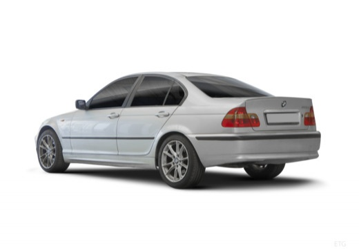 BMW Seria 3 E46/4 sedan tylny lewy