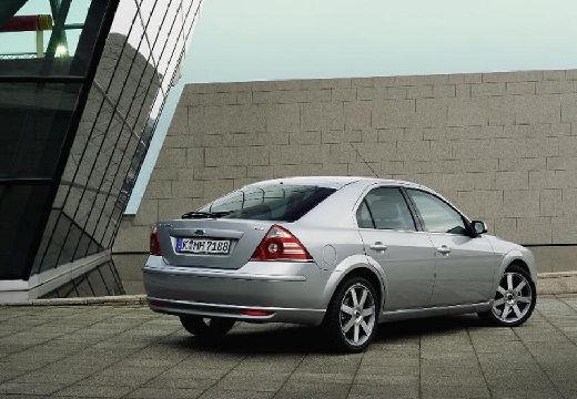 FORD Mondeo V hatchback silver grey tylny prawy