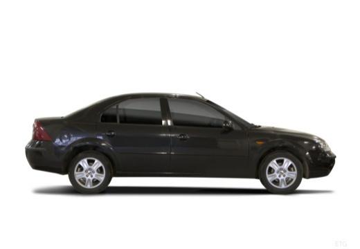 FORD Mondeo III sedan boczny prawy