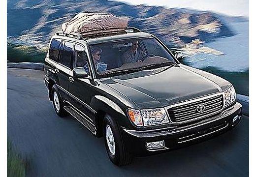 Toyota Land Cruiser 100 I kombi przedni prawy