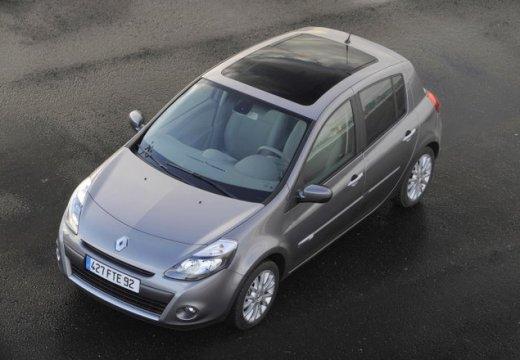 RENAULT Clio III II hatchback silver grey przedni lewy